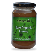 Raw Organic Honey