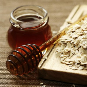 Ambrosia Honey Oatmeal Mask