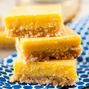 Ambrosia Lemon Honey Slice